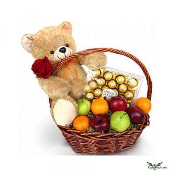 Fruits and Gift Hamper